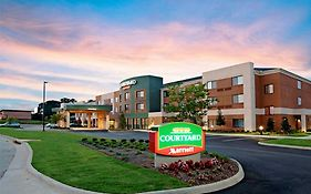 Courtyard by Marriott Troy Alabama