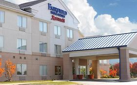 Fairfield Inn And Suites By Marriott Chicago St. Charles photos Exterior