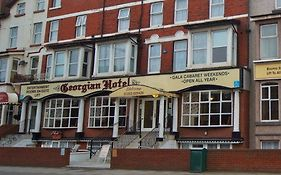 The Georgian Hollies Hotel Blackpool