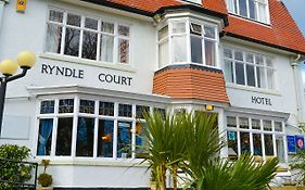 Ryndle Court Hotel Scarborough