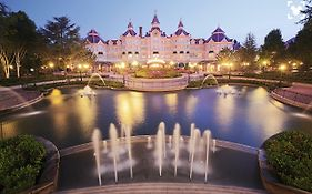 The Disneyland Hotel Paris