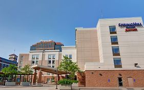 Springhill Suites By Marriott Midtown Cincinnati  United States