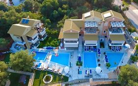 All Saints Villas -residences Sivota