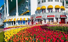 Mackinac Island Michigan Grand Hotel