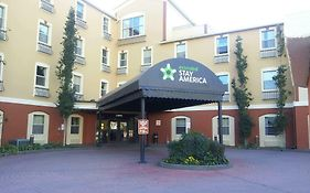 Extended Stay Downtown Anchorage