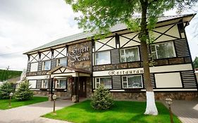 Green Hall Hotel Измаил