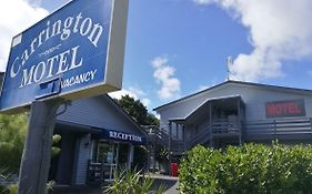 Carrington Motel New Plymouth