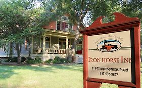 Iron Horse Inn Granbury Tx