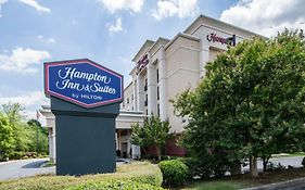 Hampton Inn Burlington North Carolina