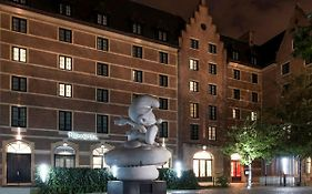Novotel Brussels Off Grand'Place photos Exterior