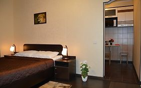 Apart-Hotel Spasatel Moscow
