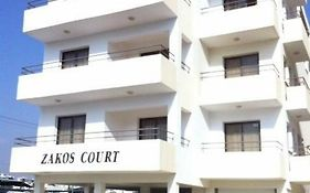 Zakos Court Apartments Larnaca