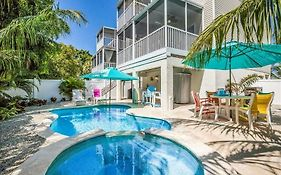 Blue Coconut Bungalow Home