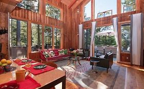 The Sonoma Treehouse Home