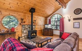 Snowmass Log Home On The River