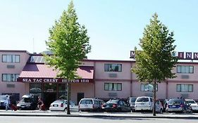 Seatac Crest Motor Inn Parking