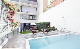 Summer Garden Apartment Barcelona