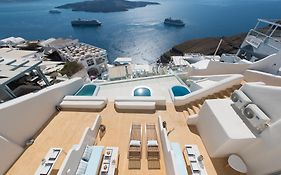On The Cliff Apartment Fira
