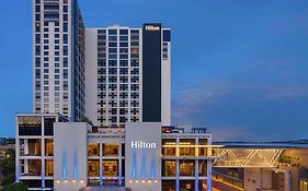Hilton in Austin tx 4th Street
