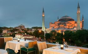 And Hotel Sultanahmet