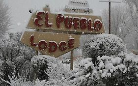 El Pueblo Lodge Taos New Mexico