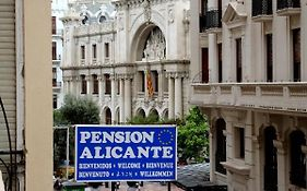 Pension Alicante Valencia