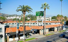 Dunes Inn Sunset Hollywood Ca