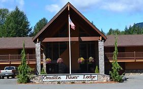 Cowlitz River Lodge Wa