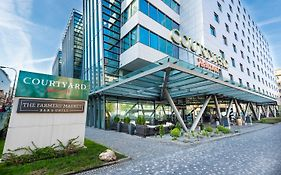 Courtyard By Marriott Prague City photos Exterior
