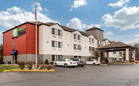 Holiday Inn Express Henderson N Evansville South 2*
