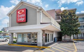 Econo Lodge Downtown Louisville Kentucky 3*