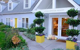 Lithia Springs Inn Ashland Oregon