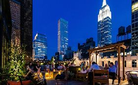 Refinery Hotel New York Reviews