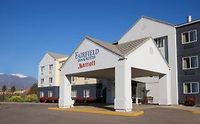 Fairfield Inn Suites Colorado Springs South
