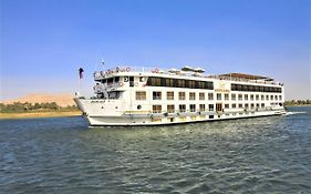 Jaz Crown Jubilee Nile Cruise - Every Thursday From Luxor For 07 & 04 Nights - Every Monday From Aswan For 03 Nights