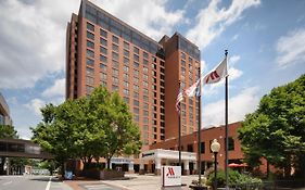 Marriott Hotels Winston Salem Nc