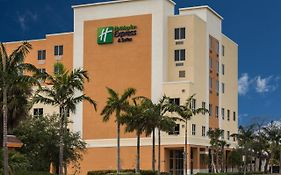 Holiday Inn Express ft Lauderdale Airport South