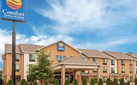 Comfort Inn And Suites Sikeston Mo 3*