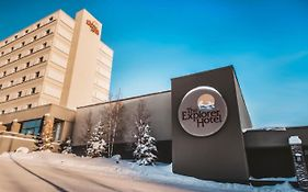 Explorer Hotel in Yellowknife