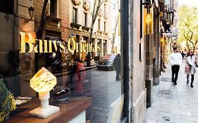 Hotel Banys Oriental Barcelone