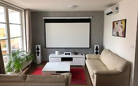 Home Cinema Appartement