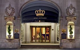 The Omni King Edward Hotel Toronto Canada