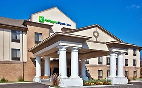 Holiday Inn Express Crawfordsville
