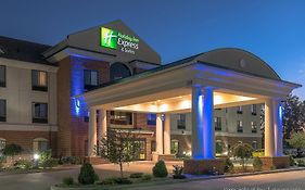 Holiday Inn Express in Lafayette Indiana