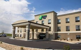 Holiday Inn Express Sikeston Missouri