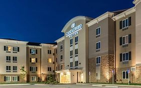 Candlewood Suites Columbia East photos Exterior