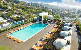 Andaz Hotel in West Hollywood