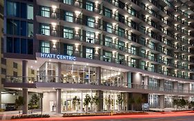 Hyatt Centric Brickell Miami photos Exterior