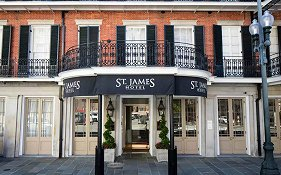 St. James Hotel New Orleans La