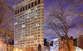 Carlton Hotel in New York
